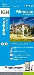 La couverture et les autres extraits de Corse. 1/150 000, Edition français-anglais-allemand