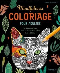 Mindfulness - Coloriage pour adultes