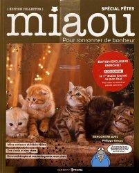 Miaou : Spécial fêtes. Avec Le Bullet journal de mon chat