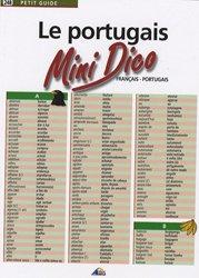 La couverture et les autres extraits de Dictionnaire de portugais 100 % visuel