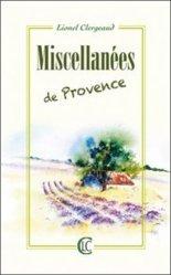 Miscellanées de Provence