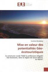 Mise en valeur des potentialités géo-écotouristiques