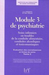 Module 3 de psychiatrie Tome 2
