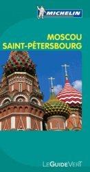 La couverture et les autres extraits de Moscou, Saint-Pétersbourg. Edition 2011-2012