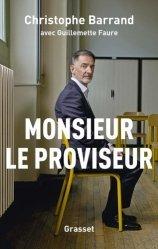 Monsieur le proviseur