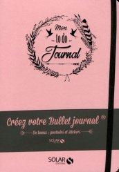 Mon to do journal