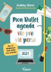 Mon Bullet agenda vie pro et vie perso 2021