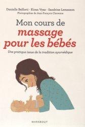 Mon cours de massage pour les bébés