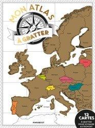 Mon atlas à gratter