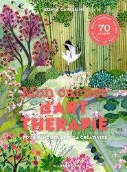 Mon carnet d'art-thérapie pour renouer avec sa créativité