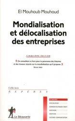 Mondialisation et délocalisation des entreprises