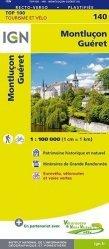 La couverture et les autres extraits de Brive-la-Gaillarde Figeac. 1/100 000