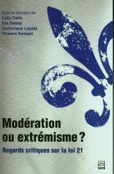 Modération ou extrémisme
