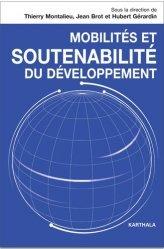 Mobilités et soutenabilité du développement