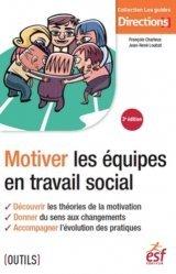 Motiver les équipes en travail social