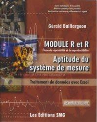 Module R et R (étude de Répétabilité et de Reproductibilité)