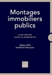 La couverture et les autres extraits de Montages d'opérations immobilières. 4e édition