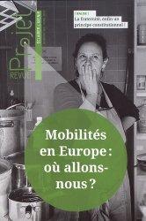 Mobilités en Europe : où allons-nous