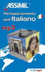 MP3 - Perfectionnement italien - Perfezionamento dell'Italiano - Confirmés
