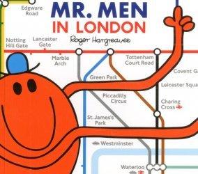 Mr. Men in London