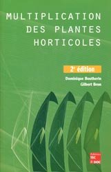 Multiplication des plantes horticoles
