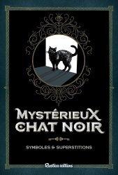 Mystérieux chat noir