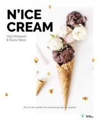 N ice cream. Plus de 80 recettes de savoureuses glaces véganes