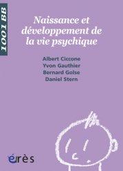 La couverture et les autres extraits de Les destins du développement de l'enfant