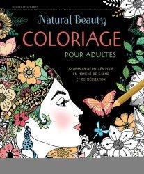 Natural Beauty - Coloriage pour adultes