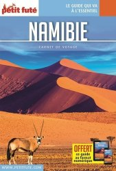 La couverture et les autres extraits de Petit Futé Namibie. Edition 2013-2014