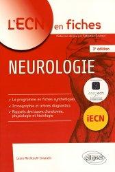 La couverture et les autres extraits de UE ECN en fiches Neurologie Neurochirurgie