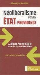 Néolibéralisme versus Etat-providence
