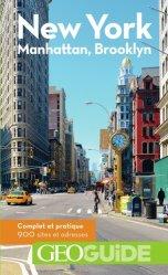 La couverture et les autres extraits de Petit Futé New York. Edition 2020. Avec 1 Plan détachable