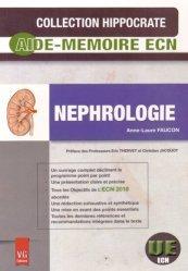 La couverture et les autres extraits de UE ECN+ Néphrologie