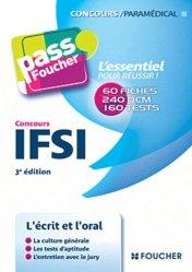 Nouveau concours IFSI