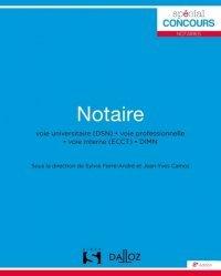 Notaire. 2e édition