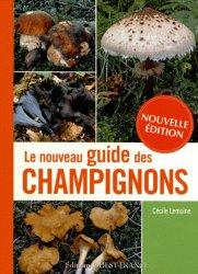 La couverture et les autres extraits de L'indispensable guide du cueilleur de champignons