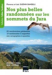 Nos plus belles randonnées sur les sommets du Jura