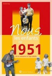 La couverture et les autres extraits de Nous, les enfants de 1991. De la naissance à l'âge adulte