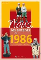 La couverture et les autres extraits de Nous, les enfants de 1996. De la naissance à l'âge adulte