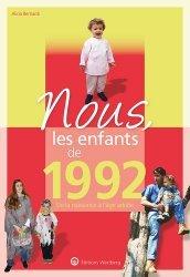 Nous, les enfants de 1992. De la naissance à l'age adulte, 7e édition