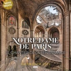 Notre Dame de Paris - Calendrier 2022