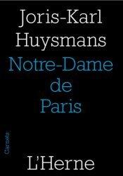 Notre Dame de Paris et autres cathédrales