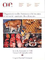 Organisation des Services vétérinaires et sécurité sanitaire des aliments