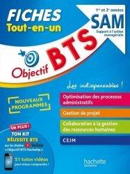 Objectif BTS SAM 1re et 2e années
