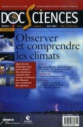 Observer comprendre les climats