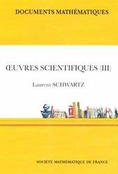 Oeuvres scientifiques .Tome 3