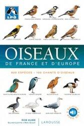 La couverture et les autres extraits de Oiseaux de France et d'Europe
