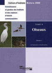 Oiseaux - Pack de 3 volumes du Tome 8