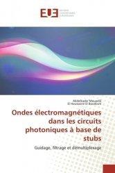 Ondes électromagnétiques dans les circuits photoniques à base de stubs